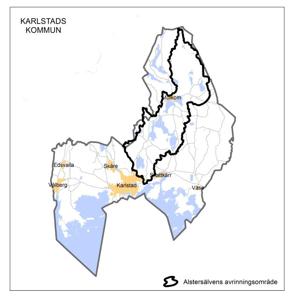 Alstersälvens avrinningsområde